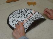Pişmeyen Soğuk Pasta