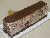 Bisküvili Balerin Pasta
