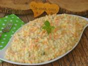 Havuçlu Kuskus Salatası