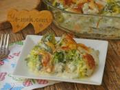 Beşamel Soslu Brokoli Yemeği