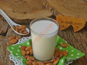 Badem Sütü