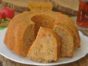Elmalı Havuçlu Tarçınlı Kek