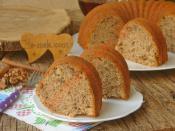 Tarçınlı Cevizli Kek
