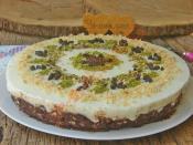 Muhallebili Mozaik Pasta