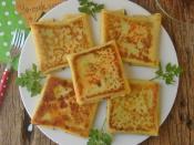 Peynirli Krep Böreği