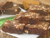 Fındıklı Çikolatalı Kek