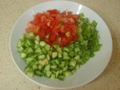 Kebapçı Salatası