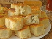 Peynirli Dızmana Böreği