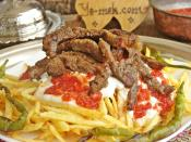 Bodrum Kebabı