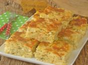 Fırında Peynirli Makarna