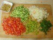 Kaşık Salatası