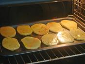 Tavuklu Patates Oturtma