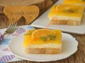 Portakal Soslu Etimek Tatlısı