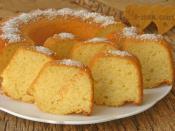 Yoğurtlu Kek