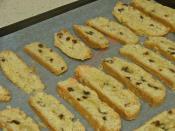 Biscotti Kurabiye