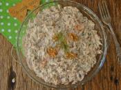 Tavuklu Kereviz Salatası
