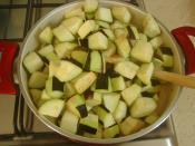 Patlıcan Yemeği