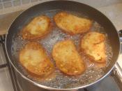 Yumurtalı Ekmek