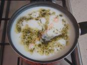 Yumurtasız Yoğurt Çorbası