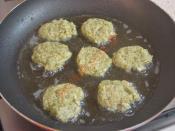 Brokoli Mücver