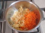 Sebzeli Kırmızı Mercimek Çorbası