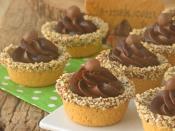 Çikolatalı Mini Tart