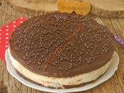 Mozaik Pastalı İrmik Tatlısı