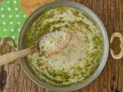 Tel Şehriyeli Yoğurt Çorbası
