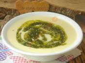 Arpa Şehriyeli Yoğurt Çorbası
