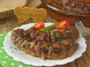 Fırında Kazan Kebabı