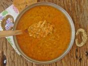 Yoğurtlu Ezogelin Çorbası