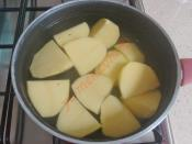 Patatesli Poğaça