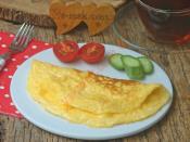 Sütlü Omlet