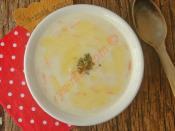 Sütlü Pirinç Çorbası