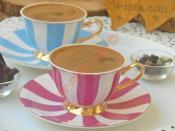 Çikolatalı Türk Kahvesi