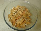 Elmalı Mozaik Pasta