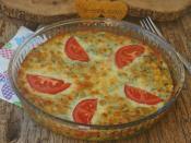Fırında Peynirli Ispanak