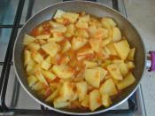 Kahvaltılık Soslu Patates