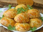Maydanozlu Peynirli Poğaça
