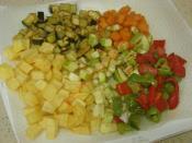 Sebzeli Makarna Mantısı