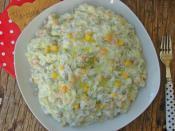 Garnitürlü Kabak Salatası