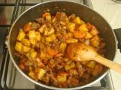 Sebzeli Et Yemeği