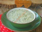 Terbiyeli Yoğurt Çorbası