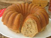 Portakallı Havuçlu Kek