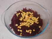 Yoğurtlu Pancar Salatası