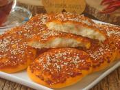 Peynirli Biberli Ekmek