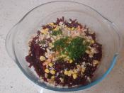 Mayonezli Pancar Salatası