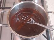 Çikolata Soslu Bardak Tatlısı