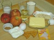 Pastane Usulü Elmalı Kurabiye