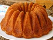 İrmikli Kek